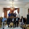 زيارة ودية لمحافظ لحج المتواجد بالقاهرة للعلاج تخرج بحلول لمشكلة مدير امن لحج والنائب البرهمي