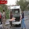 12 جريح من جرحى التفجير بلحج يتلقون العلاج في مستشفيات عدن ( اسماء )