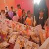 400 طفل وطفلة بحوطة لحج تستفيد من مشروع وجبات الافطار الممول من دولة الكويت الشقيق ضمن مشروع اغاثة الاطفال