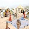 تقرير دولي: 2 مليون يمني تركوا منازلهم بسبب الحرب