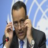 ولد الشيخ: لا حلّ عسكري في اليمن