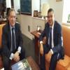 السفير ميسري يلتقي سكرتير الدولة لشؤون الصيد الاسباني