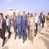عاجل : وصول دولة مجلس الوزراء الدكتور أحمد بن دغر إلى مدينة سيئون