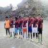 برعاية نادي شباب رصد فريق خط الشباب يتغلب على علم الشباب باربعة أهداف مقابل ثلاثة