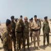 قائد حزام لحج: قواتنا مستعدة لمواجهة أي تحديات تحاول المساس بأمن لحج