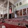 حجة: مليشيات الحوثي تفجر مسجداً ومركزاً لتحفيظ القرآن الكريم