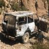 مليشيا الحوثي تحرق سيارة  قيادي مؤتمري  في محافظة ريمة
