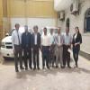 نائب رئيس المكتب السياسي للحراك الثوري يزور مكتب المبعوث الدولي في العاصمة عدن
