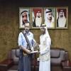 خنجرا يمانيا ومعوز في لقاء جمع رئيس الحكومةبالجانب الاماراتي