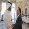 تصريح هام للشيخ سلطان البركاني في ختام زيارة له الى ابوظبي