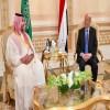 حصري- لقاء غير معلن بين الرئيس هادي وخالد بن سلمان وانباء عن التوصل الى اتفاق