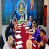 الأمانة العامة لـلإنتقالي تعقد إجتماعها الدوري