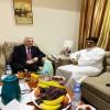 المحافظ باكريت يلتقي السفير الروسي لدى بلادنا