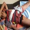 مليشيا الحوثي تستهدف طالب بمدرسة في عريم القبيطة