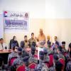 دائرة حقوق الإنسان بالمجلس الانتقالي تقيم محاضرة توعوية لمنتسبي لواء حماية المنشآت