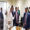 التوقيع على اتفاقية بيع وشراء اسطوانات الغاز المنزلي بين الشركة  اليمنية والمصنع الوطني السعودي