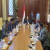 الحكومة تدين استهداف ميليشيا الحوثي لمقر إقامة الفريق الحكومي في الساحل الغربي