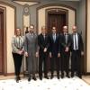 الخبجي يلتقي نائب رئيس بعثة سفارة الولايات المتحدة الأمريكية لدى اليمن