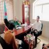 الجعدي يبحث مع مسؤول أممي احداث شبوة وقرار تعليق مشاركة المجلس في لجان تنفيذ اتفاق الرياض