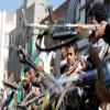 تدمير أسلحة وتحصينات للحوثيين في صعدة.. ومقتل انقلابيين