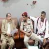 اللواء الركن احمد سعيد بن بريك يلتقي القائد طلال الكلدي في العاصمة عدن