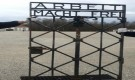 إعادة بوابة حديدية مسروقة إلى معسكر نازي في ألمانيا