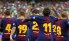 في مباراة ودية ضمن كأس الابطال الدولية الاعدادية للموسم الجديد نيمار يقود برشلونة للفوز على يوفنتوس بثنائية ساحرة