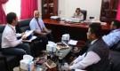 محافظ حضرموت يُدشن الحملة الوطنية للتوعية والوقاية ضد وباء الكوليرا
