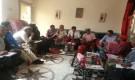 الهيئة التنفيذية للقيادة المحلية للمجلس الانتقالي بمحافظة لحج تعقد اجتماعها الدوري