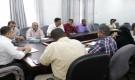مناقشة أوضاع الموظفين المحالين للتقاعد بأبين