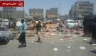 حملة أمنية لإزالة الاكشاك والبسطات العشوائية بمديرية الشيخ عثمان