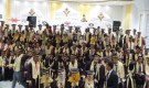 قسم الصحافة والإعلام عدن يحتفل بتخرج (130) طالباً وطالبة