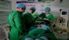 تدشين إجراء العمليات الجراحية بمخيم طيبة المجاني الـ46 لمرضى الأنف والأذن والحنجرة بالحديدة