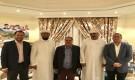 قيادات من الانتقالي تلتقي بسالم صالح محمد