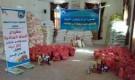 جمعية المرأة والطفل تدشن مشاريعها الرمضانية للأسر النازحة بالجوف