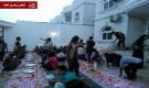 نائب مدير أمن عدن ابو مشعل الكازمي يقيم مأدبة افطار