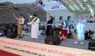 المكلا تدشن مهرجان الزهور الأول للمرأة و الطفل وحفلات نجوم نون بحضور الآلاف بملعب بارادم