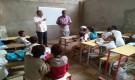 مدير تربية خنفر يتفقد سير عملية التعليم بمدرسة القرنعة بعد استئنافها العام الدراسي الجديد