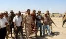 محافظ أبين يتفقد سير العمل في مشروع كهرباء محطة أبين 30 ميجا بمديرية زنجبار