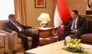 رئيس الوزراء يناقش مع البحسني مستجدات الأوضاع في حضرموت
