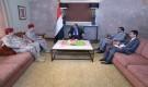 نائب رئيس الجمهورية يلتقي وزير الدفاع ورئيس هيئة الأركان العامة