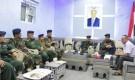 الميسري : حريصون على اعادة بناء الوزارة وأجهزتها الأمنية على أسس وطنية