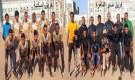 صبر القاهرة يتوج بطلا لبطولة الشهيد جعفر محمد سعد