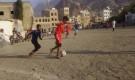 تنافس وإثارة في بطولة تعز المفتوحة للشباب الكروية