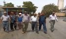 أمين محلي عدن يتفقد سير العمل بمحطة الحسوة الكهروحرارية بعد إعادة تشغيلها مؤخراً