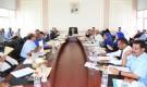 مجلس جامعة يعقد دورته الثالثة لشهر مارس إبريل 2019م