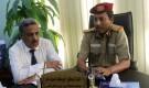 محافظ أبين يناقش مع وكيلي وزارة الأشغال أولويات مشاريع المحافظة