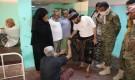 مدير عام مديرية الشيخ عثمان يتفقد مستشفى الإمراض النفسية والعصبية