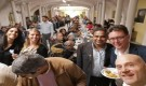 الجالية العربية الإيطالية تنظم مأدبة وحفل إفطار بروما