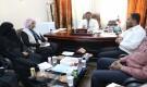 مدير عام الشؤون الاجتماعية بوادي حضرموت يلتقي بمديرة مكتب اليونيسف